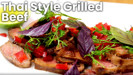 Thai Style Grilled Beef