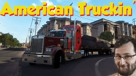 TRUCKING: AMERICAN STYLE - American Truck Simulator - Simulator Spotlight