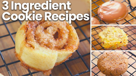3 Ingredient Cookie Recipes You Must Try