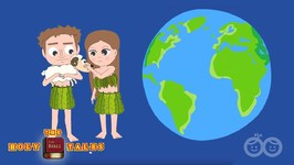 Episode-2-Adam And Eve Live In Garden-Bible Stories for Kids