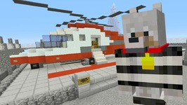 Minecraft Xbox - Cops And Robbers Modded Edition