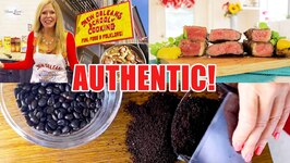 Ep.9 Rebecca Brand Recipes - Steak Spice Rub Chicken And Andouille Gumbo And Best Coffee Grinds