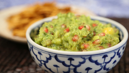 How To Make Fresh Avocado Guacamole - My Recipe Book By Tarika Singh