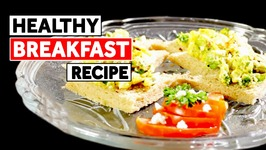 Healthy Breakfast Recipe - Broccoli And Feta Omelette