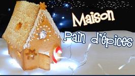 Maison En Pain D'épic / Gingerbread House