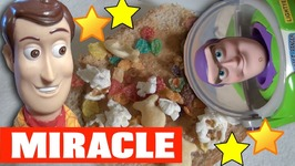 Toy Story 4 - Medical Miracle Sandwich - Buzz Lightyear Woody - Disney Pixar