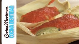 Recetas de Tamales: Cómo hacer Tamales de Chepil?