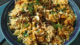 Kerala Biryani Recipe - Vegetarian Main Course - Masala Trails With Smita Deo