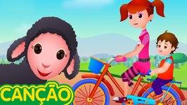 Pequena Bo Peep Perdeu Suas Ovelhas - Canções Infantis Em Português