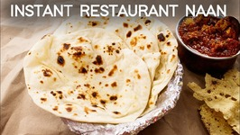 Naan - Tawa Soft Restaurant Style Without Yeast, Tandoor, Eggs