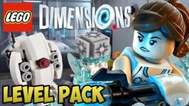 LEGO Dimensions A Portal 2 Adventure - Level Pack -  Walkthrough  Unboxing (71203)