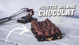 Recette Brownie Fondant Chocolat Facile Et Rapide