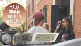Malia Obama's Harvard Dorm Mate's Family Freaks Out