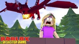 A DRAGON ATTACKS LITTLE KELLY- Little Kelly Roblox