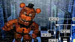 Freddy in Five Nights at Freddy's Sister Location
