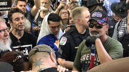Several Arrested at KKK Rally in Charlottesville
