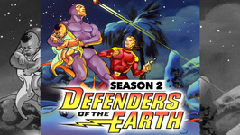 Episode 15 Season 2 Defenders of the Earth- The Book of Mysteries