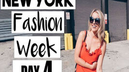 New York Fashion Week  DAY FOUR!