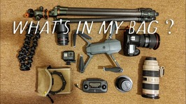 Travel Photography Gear Q&A -  What's in My Bag