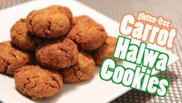 Gluten-Free Carrot Halwa Cookies - Rule Of Yum Recipe