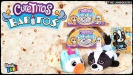 Cutetitos Babitos Series 1 Blind Box Plush Toy Unboxing