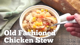 Shortcut Chicken Stew
