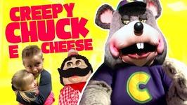 Kids Meet Creepy Chuck E Cheese Arcade Games And Family Fun
