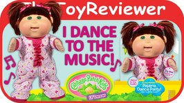 Pajama Dance Party Lil Dancer Cabbage Patch K