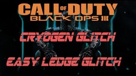 Black Ops 3 Glitches: EASY Out of Map Cryogen Glitch - Ledge Glitch