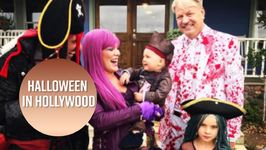 All The Best Dressed Celebrity Kids On Halloween