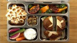 Thanksgiving School Lunch