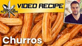 How To Make Churros