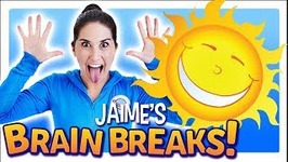 Jaime's Brain Breaks 5 Hello Sun Fun