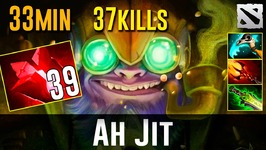 Ahjit Tinker 37 kills in 33 min Dota 2