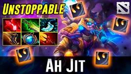 Ahjit Unstoppable Tinker Dota 2