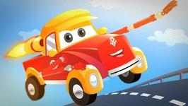 Super Car Royce - Super Car Royce - Super Hero - Car Cartoons For Kids - Episode - 1