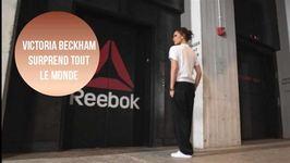 Victoria Beckam va collaborer avec Reebok