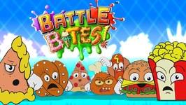 The Grape Escape - Battle Bites - Cartoon Show For Kids