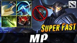 MP Super Fast Sven Dota 2