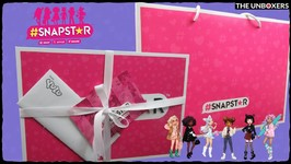 SNAPSTAR Fashion Dolls let you snap style & share