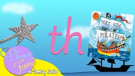 Learn Phonics With The Phonic Fairy - Portside Pirate
