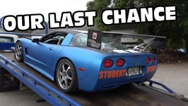 Running Out Of Options With Corvette - AEM Swap Back On