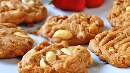 Diabetic-Friendly Peanut Butter Cookies
