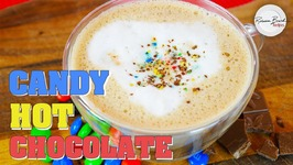 Candy Hot Chocolate Milk By Scratch