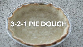 3 2 1 Fool Proof Pie Crust - Rule Of Yum Recipe