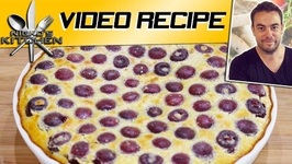 How to Make Cherry Clafoutis (Baked French Dessert)