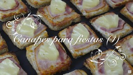 Canapes Para Fiestas 4 / Canapes Faciles Y Baratos