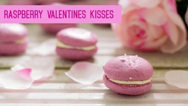 The Recipe Show by Rattan Direct - Raspberry Valentine's Kiss Macaron