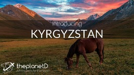 Introducing Kyrgyzstan in 4K DJI Mavic Pro Drone