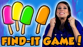 Can You Find the Popsicles - Story Time with Ms Booksy - Fun Kids Games